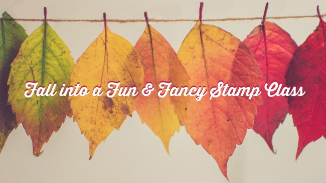 October Fun & Fancy Card Classes